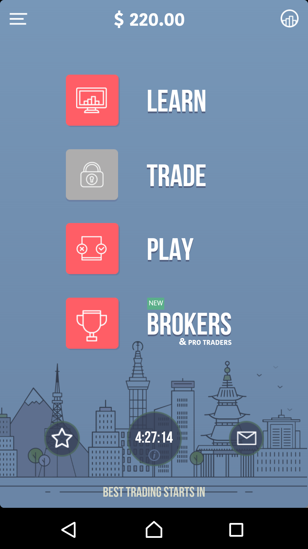 Best-trading-apps-Trading-Game-main-page
