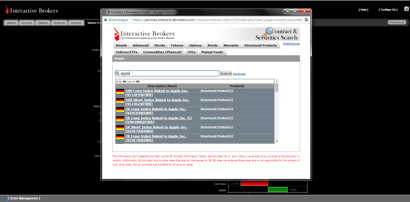 Interactive-brokers-review-web-trading-platform-search-results