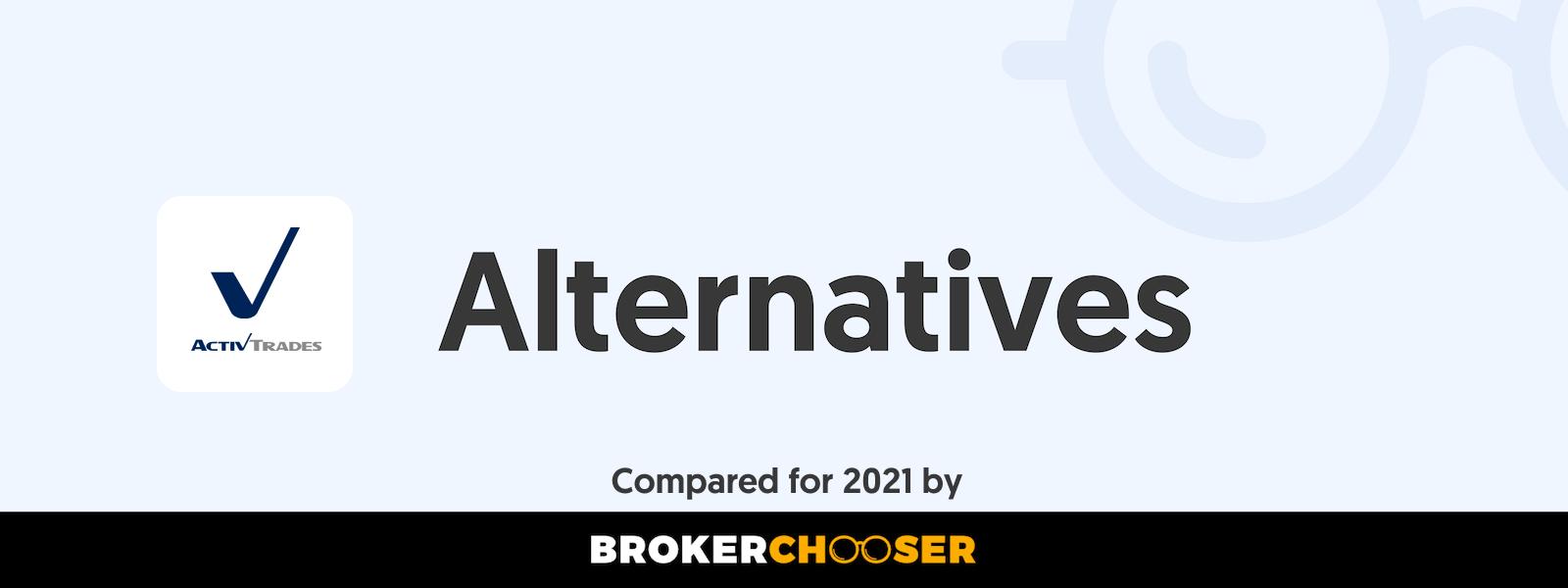 ActivTrades Alternatives