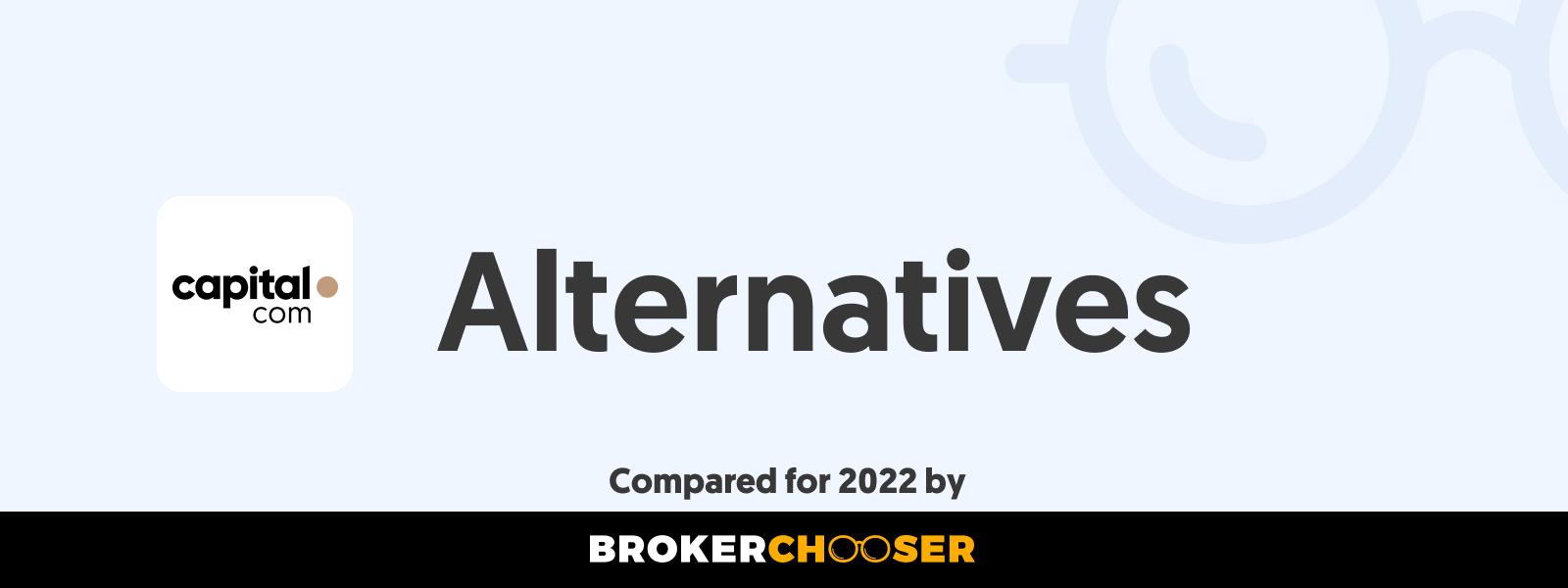 Capital.com Alternatives