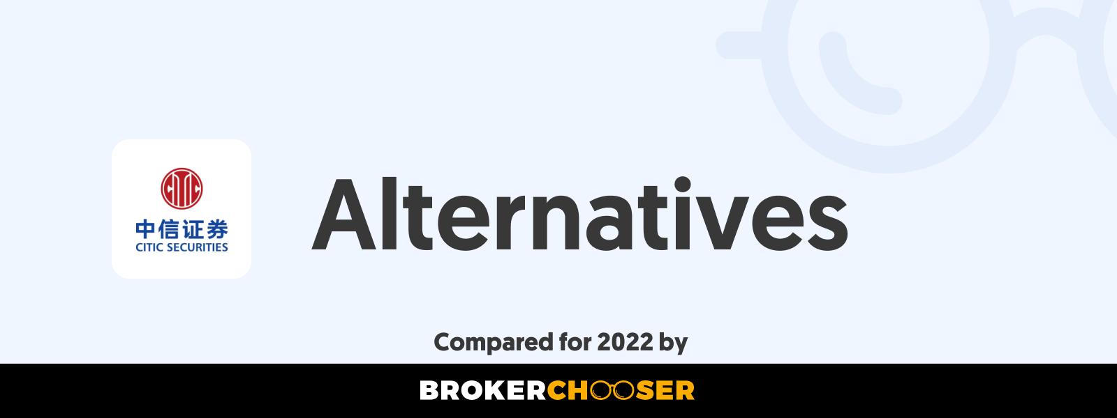 Citic Securities Alternatives