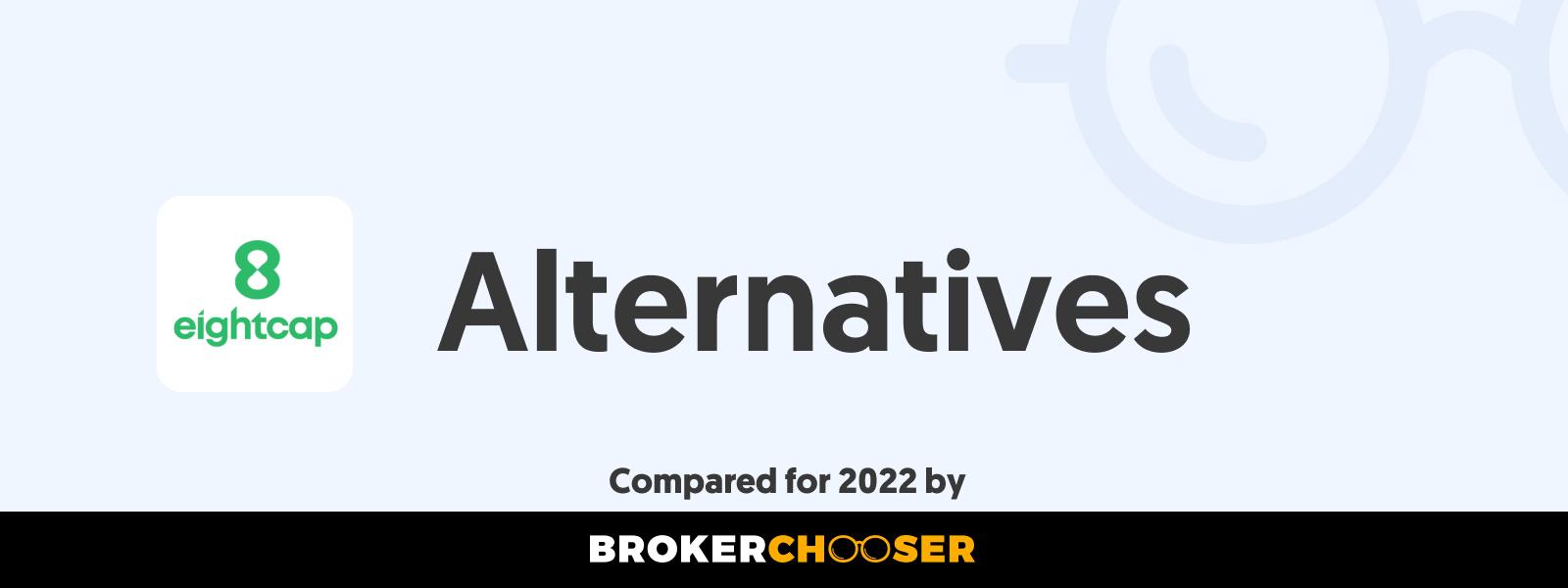 Eightcap Alternatives