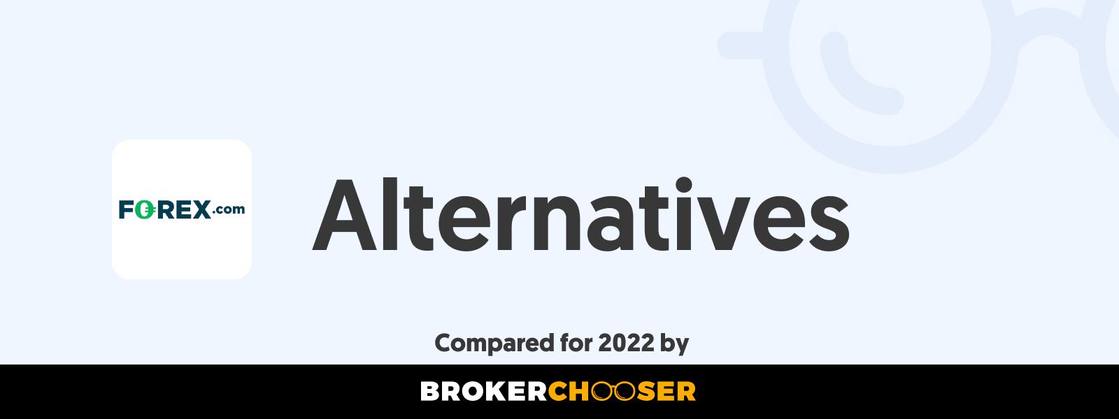 Forex.com Alternatives