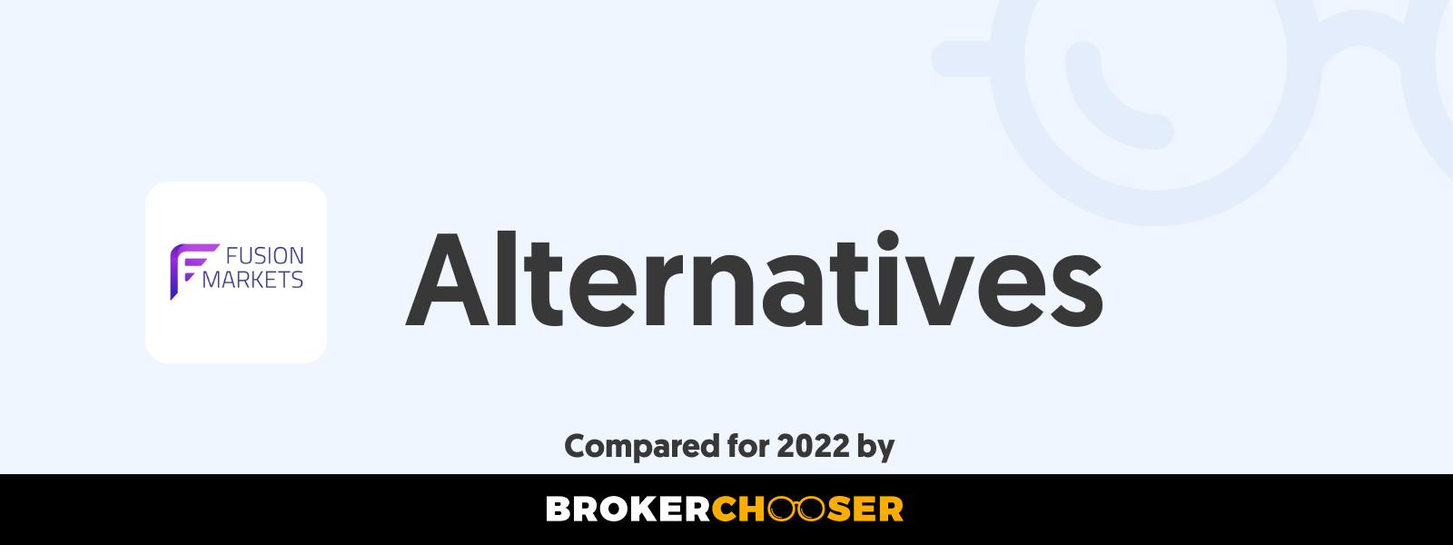 Fusion Markets Alternatives