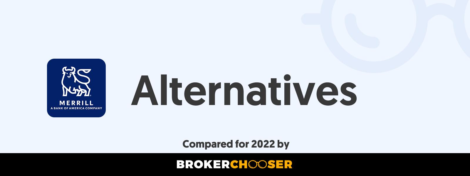 Merrill Edge Alternatives