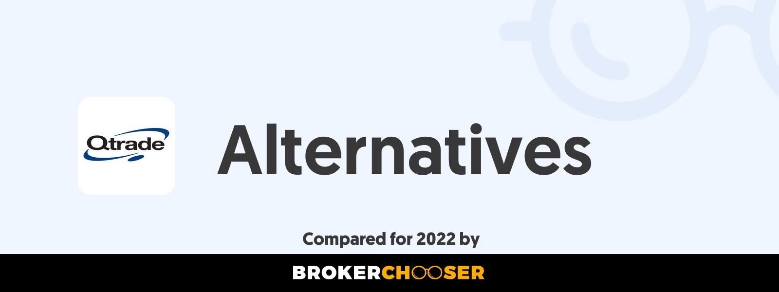 Qtrade Alternatives