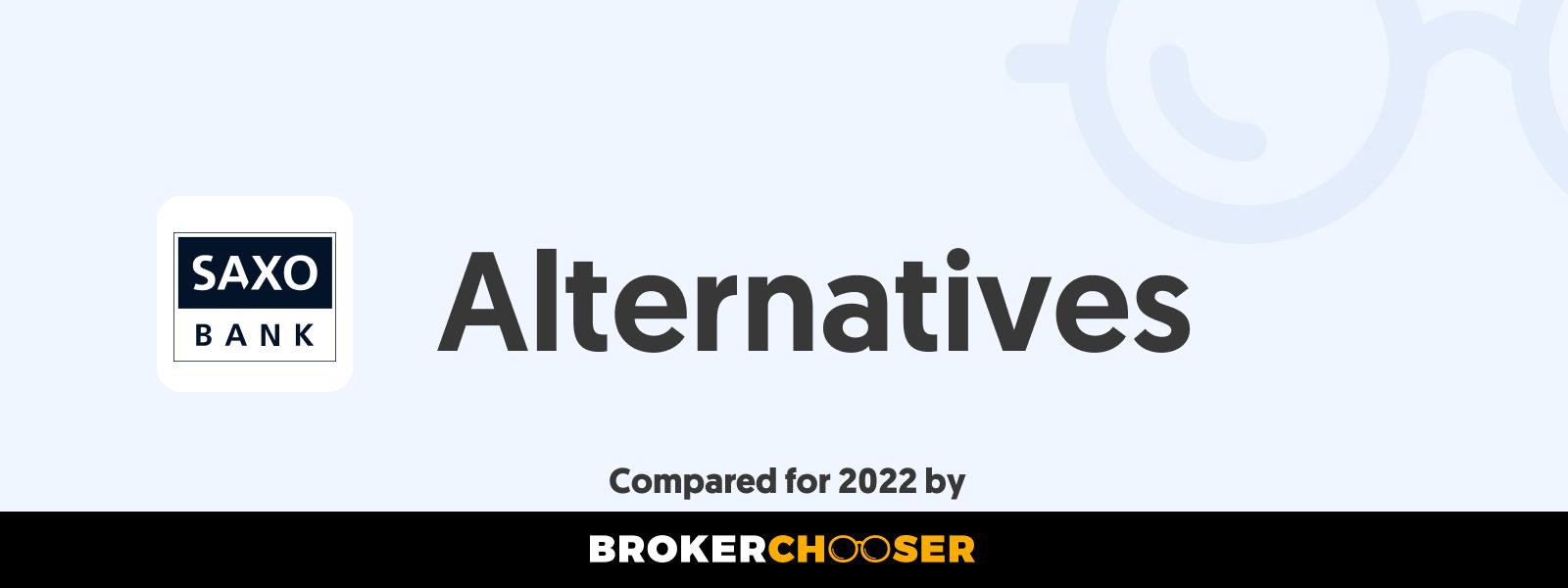 Saxo Bank Alternatives