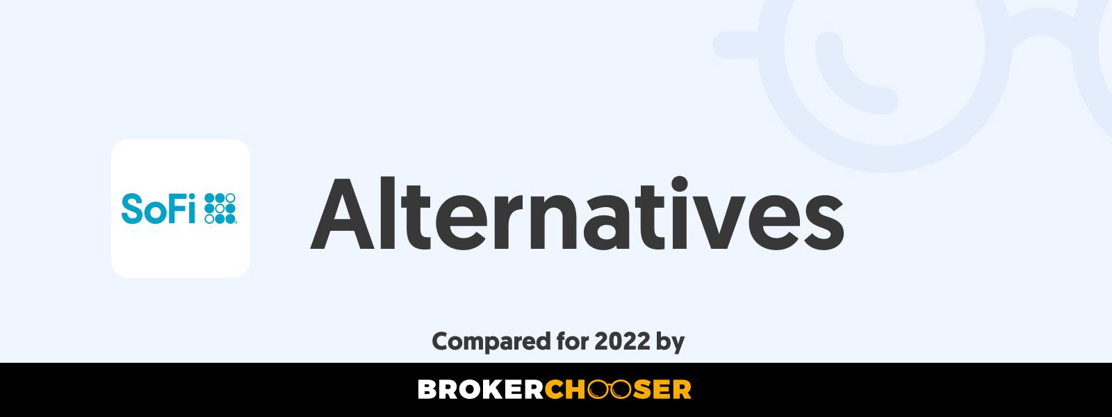 SoFi Invest Alternatives