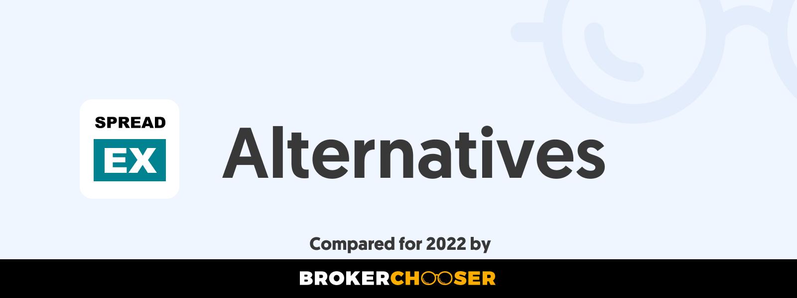Spreadex Alternatives