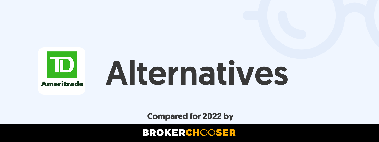 TD Ameritrade Alternatives