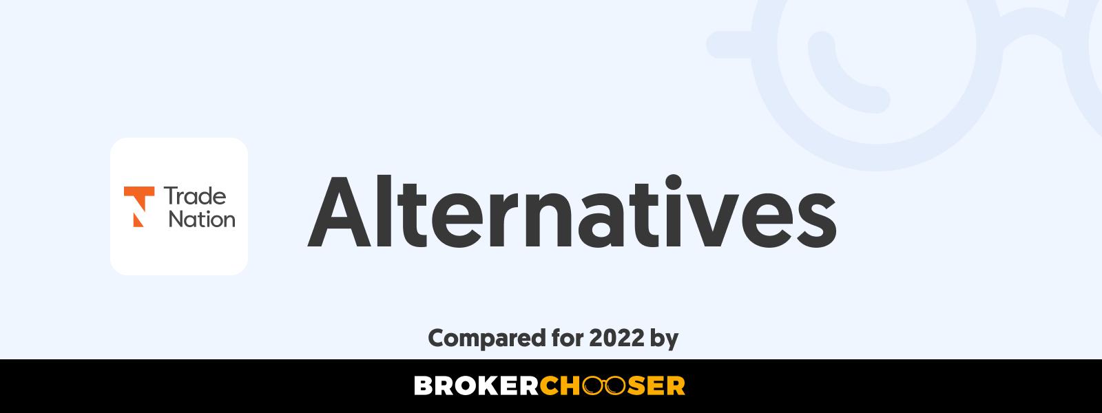 Trade Nation Alternatives