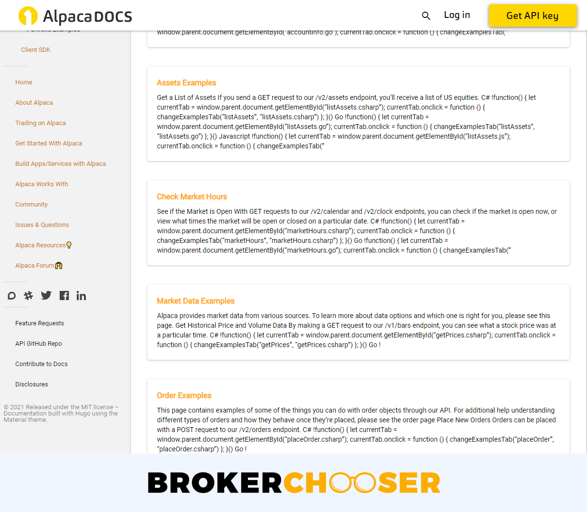 Alpaca Trading review - Research - API