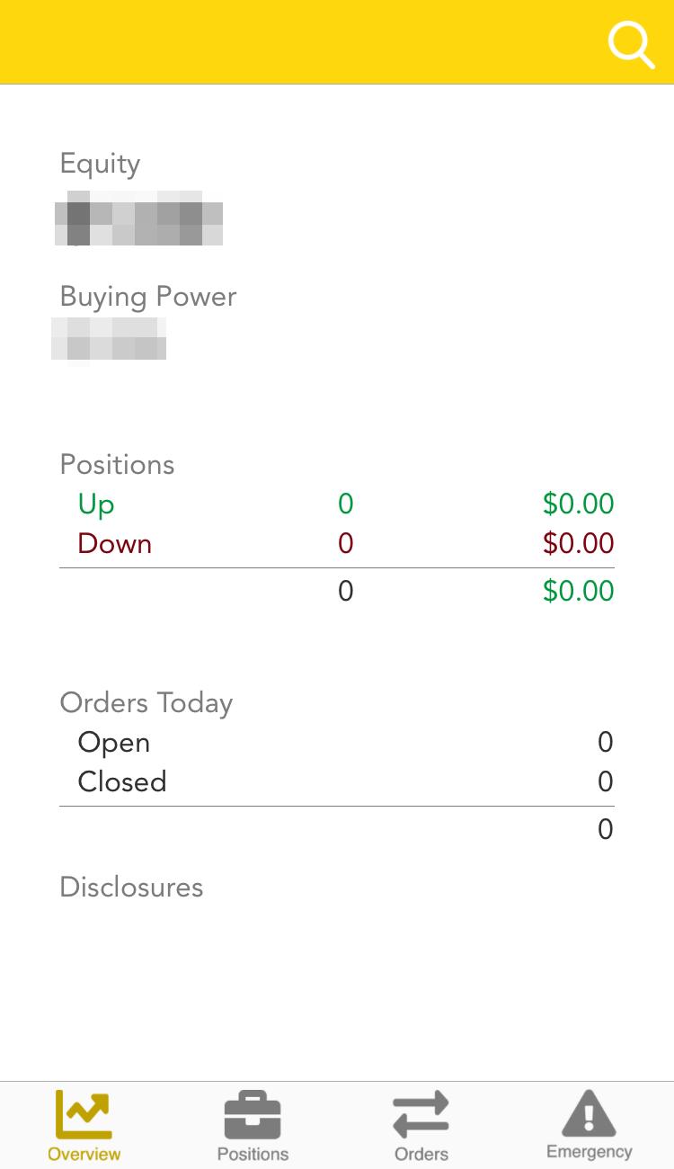 Alpaca Trading review - Mobile trading platform