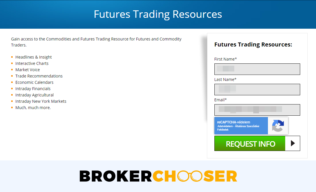 AMP Futures review - Research - Recommendations