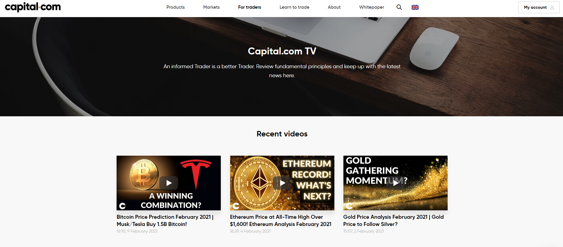 Capital.com review - Research - Capital.com TV