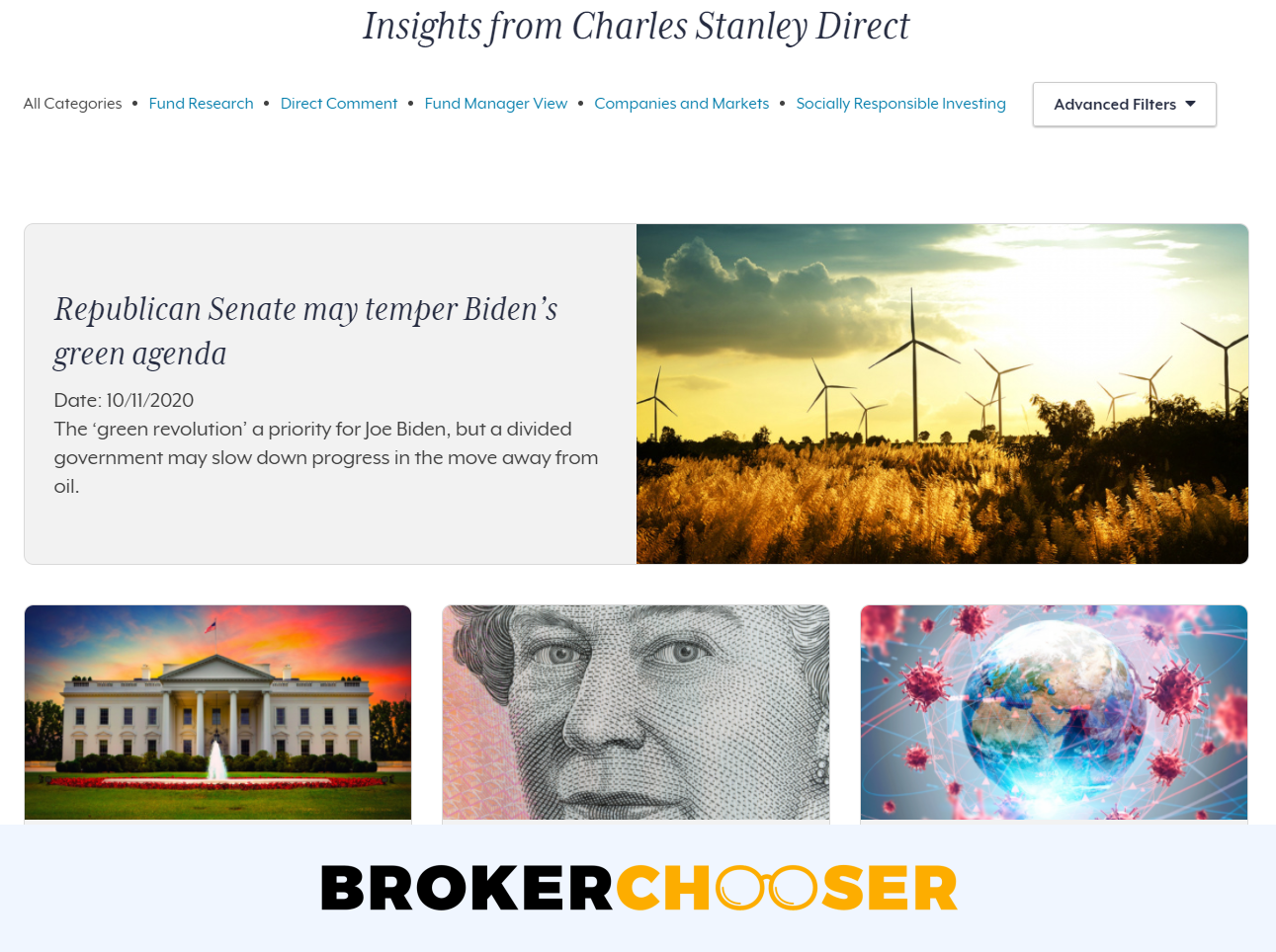 Charles Stanley Direct review - Research - Insights