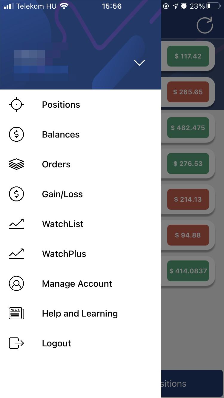 ChoiceTrade review - Mobile trading platform