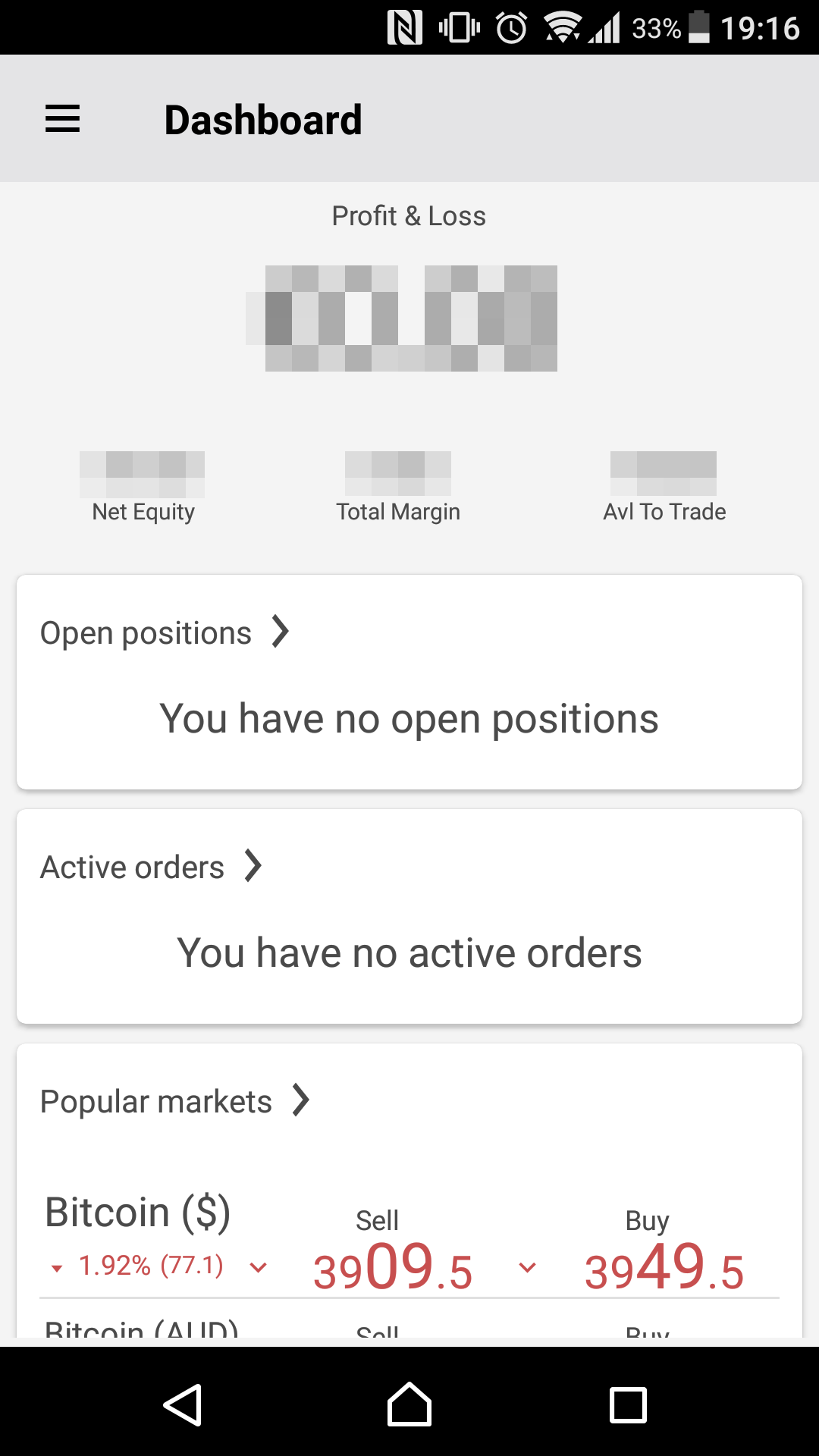 Forex.com review - Mobile trading platform
