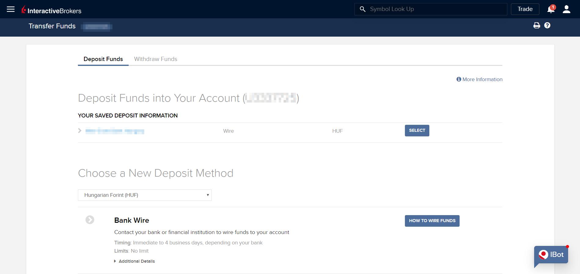 interactive brokers huf gur huberman bitcoin