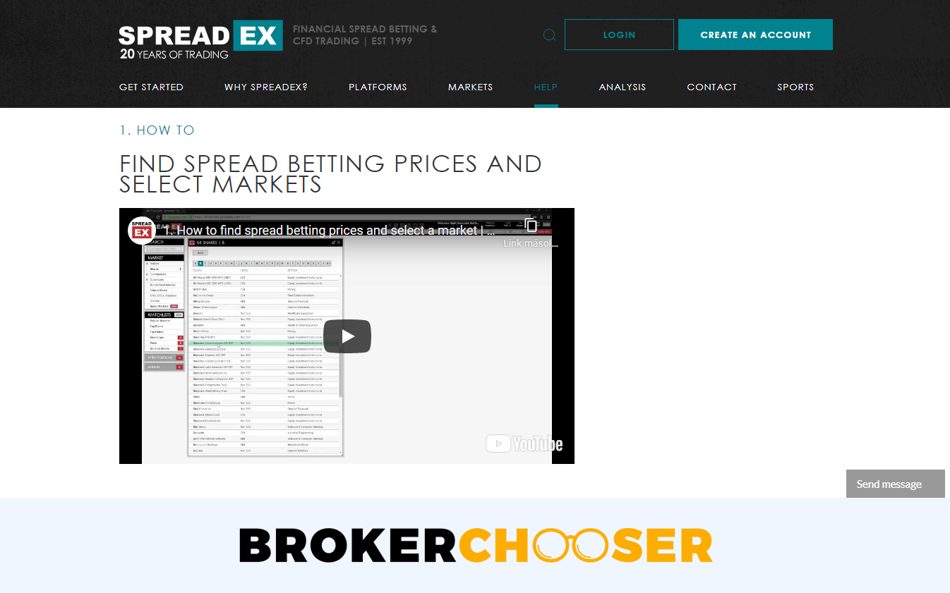 Spread betting company reviews betting terms plus minus in hockey