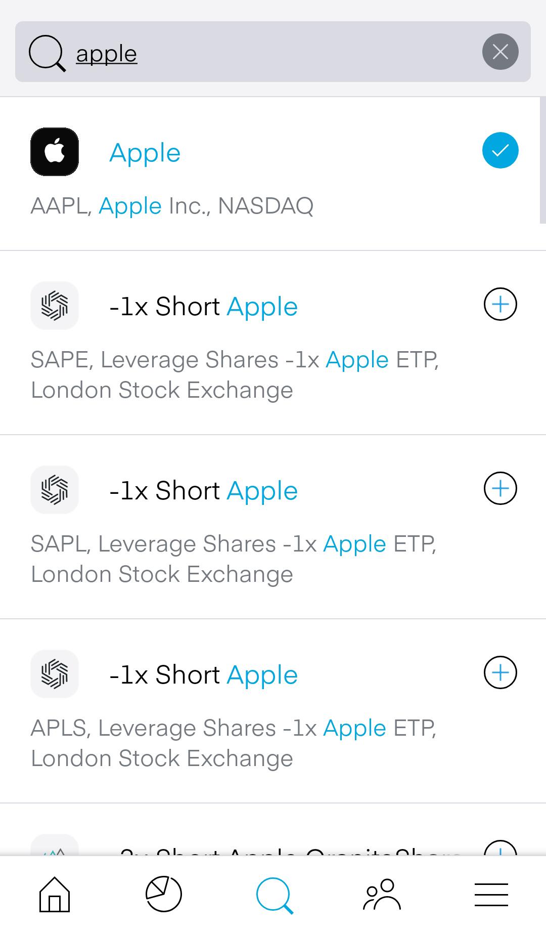 Recensione di Trading 212 - Piattaforma di trading mobile - Cerca