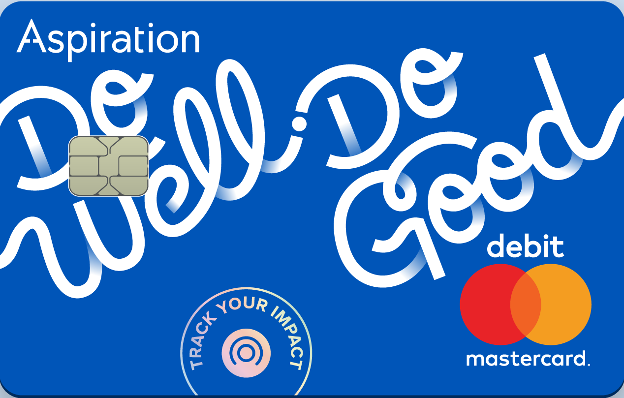 Aspiration review - bank card