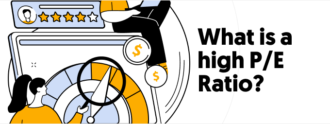 What is a high PE ratio?