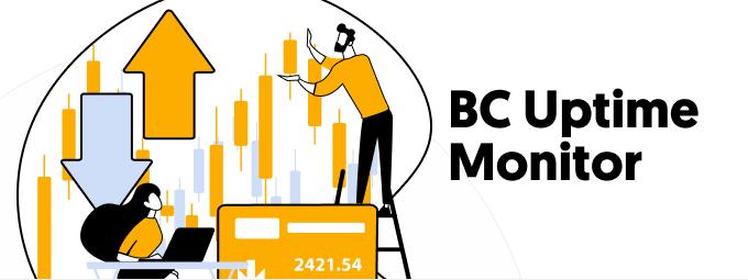 Stock Broker Uptime Monitor