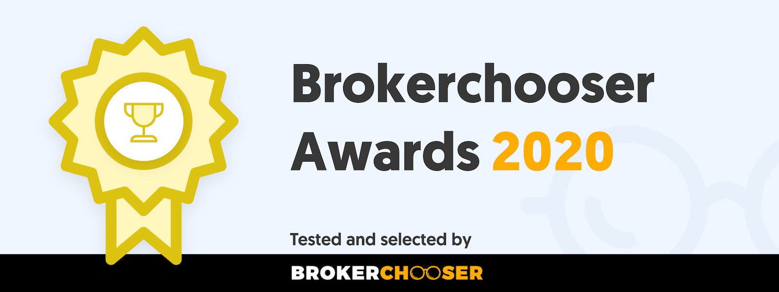 BrokerChooser Awards for 2020