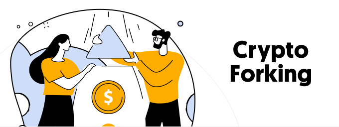 What is crypto forking?